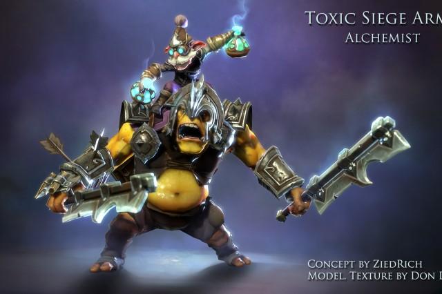 Toxic Siege