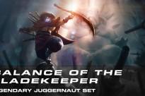 Balance of the Bladekeeper