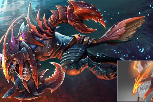 Kindred of the Umizar Crawler: Style2