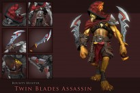 Twin Blades Assassin