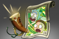 Rick and Morty Announcer Pack