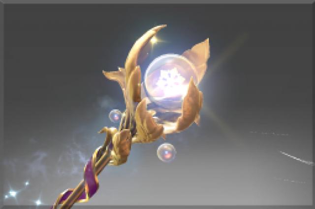 Golden Ice Blossom